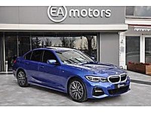 EA MOTORS 2019 3BİNKM 3.20i   Msport EXECUTİVE K.ŞARJ ELK.BAGAJ BMW 3 Serisi 320i First Edition M Sport