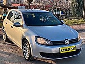 KARAELMAS AUTO DAN VOLKSWAGEN GOLF 1.6 TDİ ORJİNAL KM Volkswagen Golf 1.6 TDi Trendline