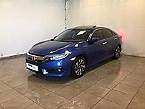 0 69 KREDİ 2018 CIVIC SEDAN 1.6 İ-VTEC ECO EXECUTIVE LPG HATASIZ Honda Civic 1.6i VTEC Eco Executive