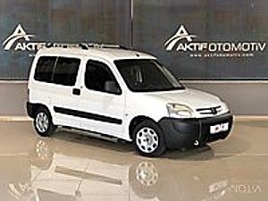 A K T İ F den 2007 PEUGEOT PARTNER 1.9 D COMBİ BEYAZ BAKIMLI. . Peugeot Partner 1.9 D