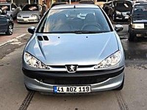 AĞIR BAKIMLARI YENİ YAPILDI KLİMALI 206 X-LİNE Peugeot 206 1.4 X-Line