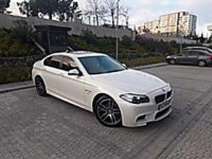 HATASIZ BOYASIZ BMW 520i PREMİUM DIŞ M SPORT HAYALET GÖSTERGE BMW 5 Serisi 520i Premium
