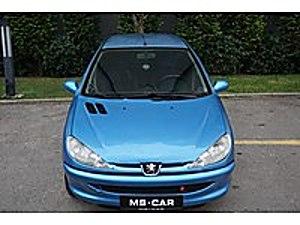 MS CAR DAN 2001 PEUGEOT 206 1.4XT OTOMATİK 139.000KM-TAKAS OLUR- Peugeot 206 1.4 XT