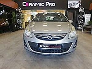 RAYHAN OTOMOTİVDEN BOYASIZ HASAR KAYITSIZ OPEL CORSA OTOMATİK Opel Corsa 1.4 Twinport Enjoy