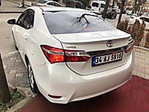 ÖZGÜVEN OTOMOTİVDEN 2014 COROLLA FIRSAT ARACI    Toyota Corolla 1.4 D-4D Advance