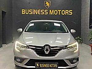 BUSİNESS MOTORS Renault Megane 1.5 dCi Touch