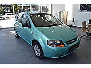 0 GİBİ 2.EL -KADİRBEY DEN-  2.900 TL PEŞİNATLA 2005 KALOS Chevrolet Kalos 1.2 SE