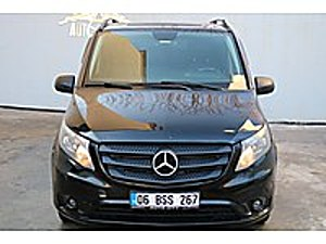 TAMAMINA KREDI IMKANI AUTO CITY MERCEDES VITO BASE PLUS Mercedes - Benz Vito Tourer 111 CDI Base Plus