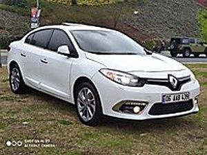 SUNROOF LU 82.000 KM DE 2016 ÇIKIŞLI FULL FLUENCE ICON PRESTIJ Renault Fluence 1.5 dCi Icon