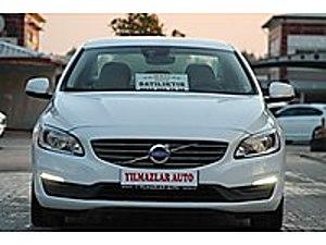 2015 VOLVO S60 DİZEL OTMT DERİ HAFIZA LED ZENON BOYASIZ ORJİNAL Volvo S60 1.6 D Premium