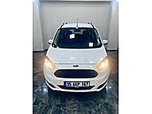 ENSİNA  dan TÜRKİYE   nin EN UCUZU    ÖZEL PLAKA    Ford Tourneo Courier 1.5 TDCi Trend