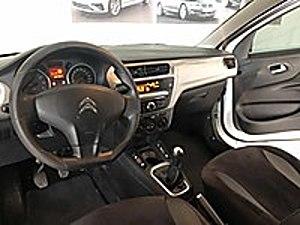 ADNAN BEY E OPSİYONLU... Citroën C-Elysée 1.6 HDi  Confort