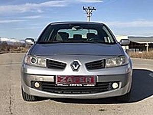 ZAFERDEN 2008 RENAULT MEGANE2 1.5 DCİ EXPRESSİON PLUS Renault Megane 1.5 dCi Expression Plus
