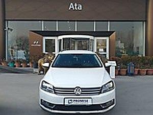 ATA HYUNDAİ PLAZADAN 2012 PASSAT VARİANT 1.6TDI COMFORTLİNE DSG Volkswagen Passat Variant 1.6 TDi BlueMotion Comfortline