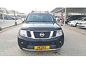 2011 NİSSAN NAVARA 163 HP OTOMATİK EKSPERTİZ RAPORLU Nissan Navara 2.5 D 4x2 SE