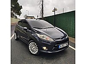 FORD FİESTA 2009 TİTANİUM NİGHT BLUE Ford Fiesta 1.4 TDCi Titanium