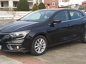 2017 MODEL RENAULT MEGANE 1.5 DCI 110 HP TOUCH