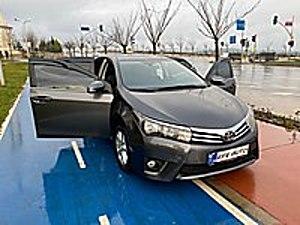 HATASIZ BOYASIZ DEĞİŞENSİZ FULL ORJİNAL KUSURSUZ AİLE ARACI ..   Toyota Corolla 1.4 D-4D Advance