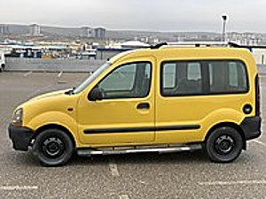 ÖZGÜR OTOMOTİV 2000 MODEL KANDO 1.9 DİZEL 127 BİN KM DE Renault Kangoo 1.9 D RN