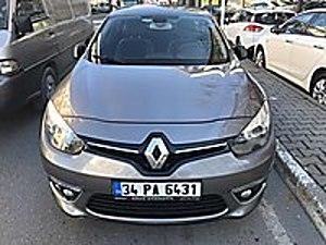 79BİN DE HASARSIZ 2015 İCON EDC İLKELDEN YETKİLİ SERVİS BAKIMLI Renault Fluence 1.5 dCi Icon