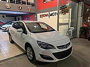 Arena MOTORSdan 2019 OPEL ASTRA 1.4 T 140 HP EDİTİON PLUS  0 KM Opel Astra 1.4 T Edition Plus