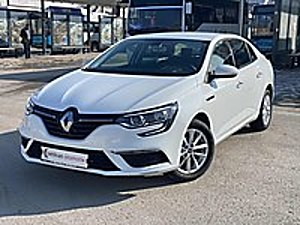 PEHLİVAN OTOMOTİVDEN-HATASIZ-2.000 KMDE 1.6 TOUCH KEYLESS GO Renault Megane 1.6 Touch