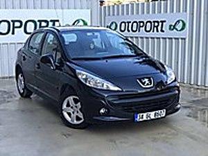 2009-120.000KM DEĞİŞENSİZ DİZEL OTOM.VİTES 207 TAKAS-VADE İMKANI Peugeot 207 1.4 Trendy