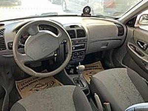 ÖZEL MOTORSdan 2006 ÇIKIŞLI ACCENT OTOMATİK Hyundai Accent 1.6 Admire
