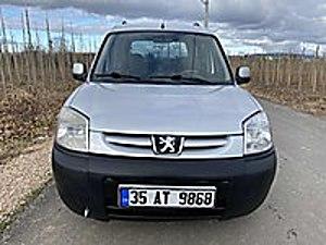 2005 PEJO PARTNER 2.0 hdi KLİMALI Peugeot Partner 2.0 HDi Comfort