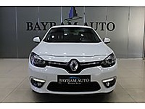 -BAYRAM AUTO- 2016 FLUENCE 1.5DCI EDC   ICON   SERVİS BAKIMLI Renault Fluence 1.5 dCi Icon