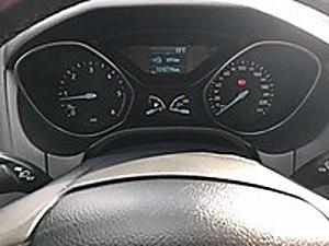 Bekoğlundan yeni kasa Focus Ford Focus 1.6 TDCi Trend X