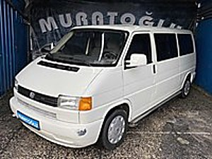 MURATOĞLU  1998 TRANSPORTER 2.4 MİNİBÜS 10KİŞİLİK EMSALSİZ Volkswagen Transporter 2.4