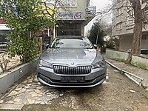 GÜMÜŞ OTOMOTİVDEN SIFIR PRESTIGE SUPERB CAM TAVANLI Skoda Superb 1.5 TSI Prestige