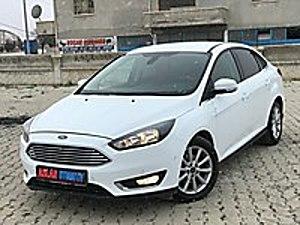 OPSİYONLANMIŞTIR..  Ford Focus 1.6 TDCi Titanium