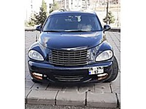 2001 TAM OTOMATİK LPG SANRUF CRUZE CONTROL DERİ KOLTUK ISITMA Chrysler PT Cruiser 2.0 Limited