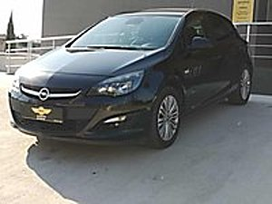 ORJİNAL HATASIZ BOYASIZ 125000 KM DE ENJOY ACTİVE START STOP Opel Astra 1.6 CDTI Enjoy Active