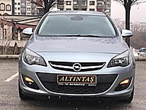 ALTINTAŞ TAN 2015 ASTRA H.B 1.6 CDTİ ENJOY ACTİVE 120.000 KM DE Opel Astra 1.6 CDTI Enjoy Active