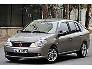 20.000 PEŞİNLE DİJİTAL KLİMA ÖZEL RENK EKONOMK 85HP AİLE ARACI  Renault Symbol 1.5 dCi Expression