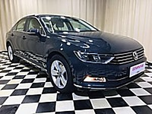 ÖZHAMURKAR-2016 VW PASSAT COMFORTLİNE 1.6 TDI   18 KDV Volkswagen Passat 1.6 TDi BlueMotion Comfortline
