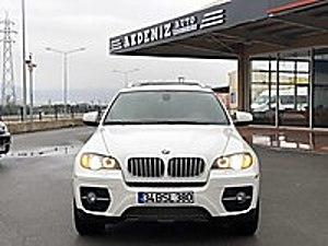 AKDENİZ AUTO DAN DEĞİŞENSİZ TRAMERSİZ EMSALLERİNİN EN TEMİZİ BMW X6 35d xDrive