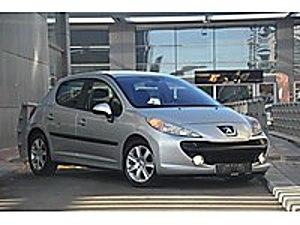 AutoLux 2009 PEUGEOT 207 1.6 VTİ DYNAMİC HATASIZ TAM OTOMATİK Peugeot 207 1.6 VTi Dynamic