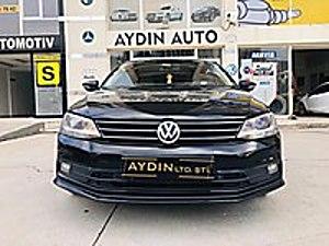 2015 WOLKSWAGEN JETTA 1 6 TDİ COMFORTLİNE DSG Volkswagen Jetta 1.6 TDi Comfortline