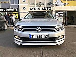 2015 WOLKSWAGEN PASSAT 1 6 TDİ BLUEMOTİON TRENDLİNE DSG Volkswagen Passat 1.6 TDi BlueMotion Trendline