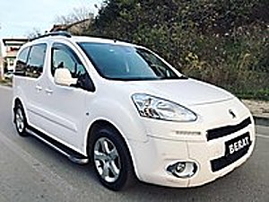 2014 PEUGEOT PARTNER ALLURE 1.6 HDİ 115 HP FULL Peugeot Partner 1.6 HDi Allure