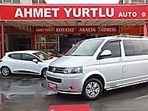 AHMET YURTLU AUTO 2014 CARAVELLE OTOMATİK OTOMOBİL 8 1 Volkswagen Caravelle 2.0 TDI Comfortline