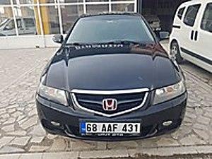 2004 HONDA ACCORD ORJNAL TAKAS OLUR Honda Accord 2.4 Executive