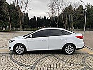 57 BİNDE DEĞİŞENSİZ FOCUS TİTANİUM Ford Focus 1.6 TDCi Titanium
