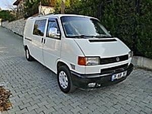 2001 MODEL TRANSPORTER MASRAFSIZ YENI VIZELI ÖZYOLCU OTOMOTİV Volkswagen Transporter 2.4