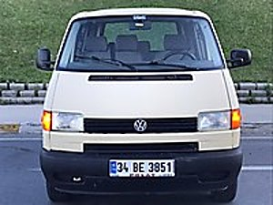 POLAT TAN 2001 MODEL TRANSPORTER 2.4 5 1 MASRAFSIZ BAKIMLI Volkswagen Transporter 2.4