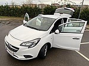 HATASIZ BOYASIZ HASAR KAYITSIZ FUL ORJİNAL OTOMATİK AİLE ARABASI Opel Corsa 1.4 Design